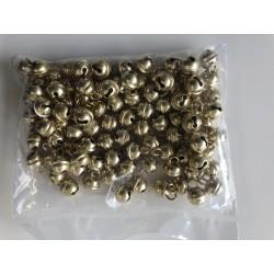 Sonagli diametro 9mm dorati
