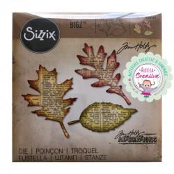Fustella bigz foglie
