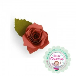 Fustella bigz rosa 3D