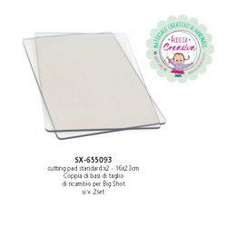 Cutting pad standard x2 -...
